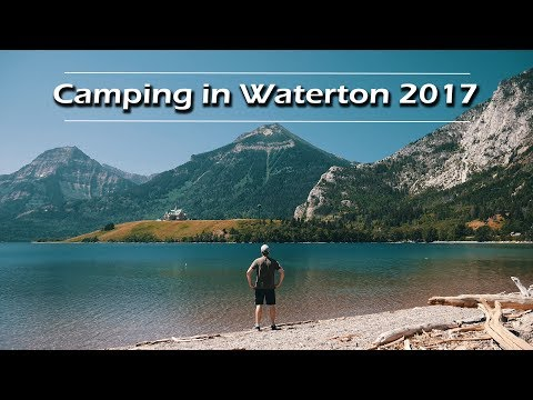 Waterton Lakes National Park 2017 Full (4K) | Journey Alberta