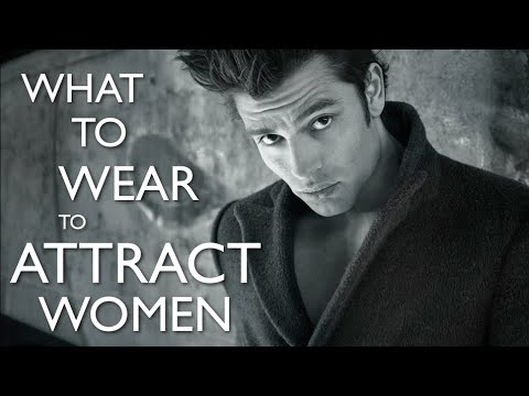 Dress to attract women