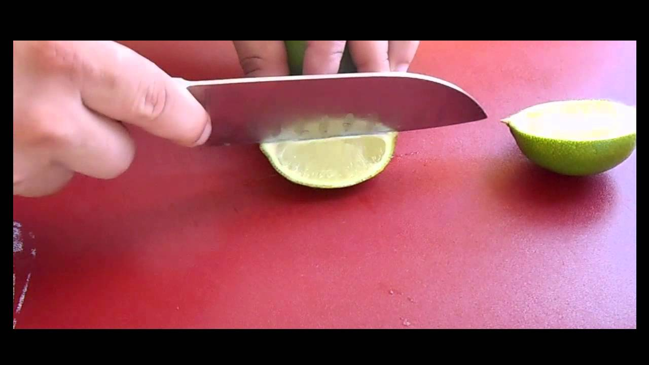 4 Ways to Cut Limes