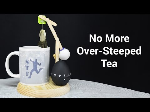 Make a Perfect Cup of Tea With This Clever DIY Gadget