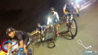 Red Hook Crit Brooklyn 2017 - Chris Tolley with Aventon Bikes
