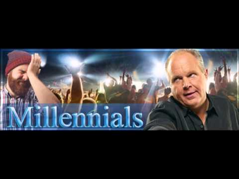 Millenials' obsession with suffering ... and how that affects college campuses (Limbaugh)