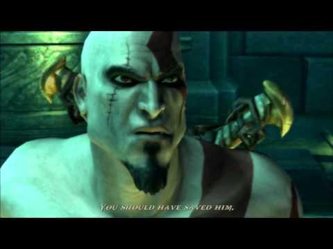 God of War: Ghost of Sparta - PS3 Walkthrough Part 11: Sunken Atlantis