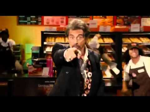 Al Pacino s Dunkaccino Commercial   Movie Jack and Jill  2011  True 1080p  HD  medium