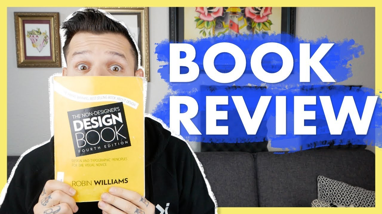 The Non Designers Design Book Book Review Youtube