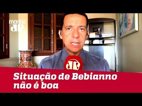Situação de Bebianno não é boa após briga com Carlos Bolsonaro