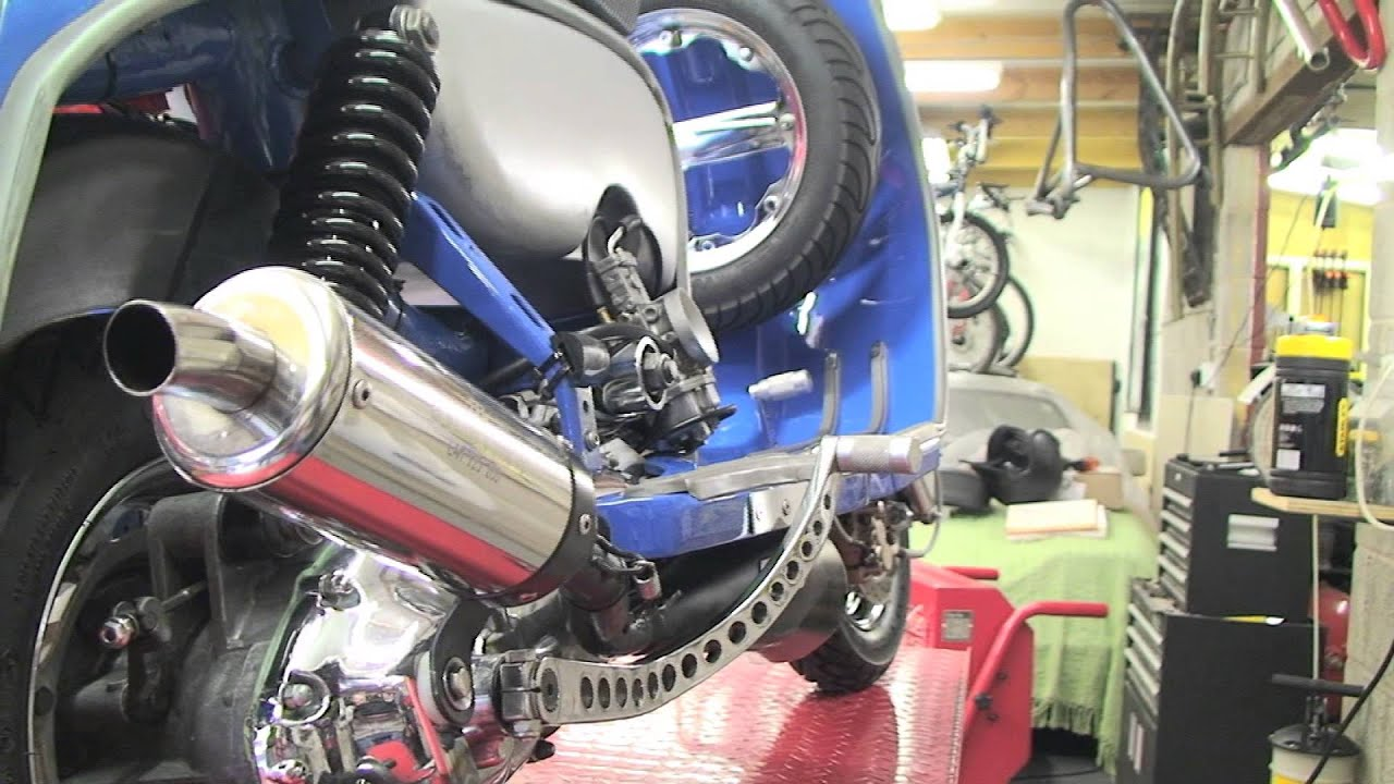 Lambretta Ts1 Scooter