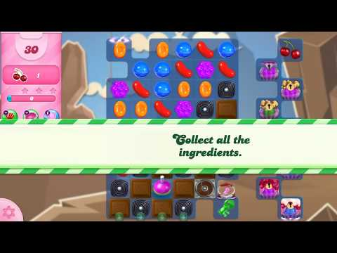 Candy Crush Saga Level 3070 NO BOOSTERS