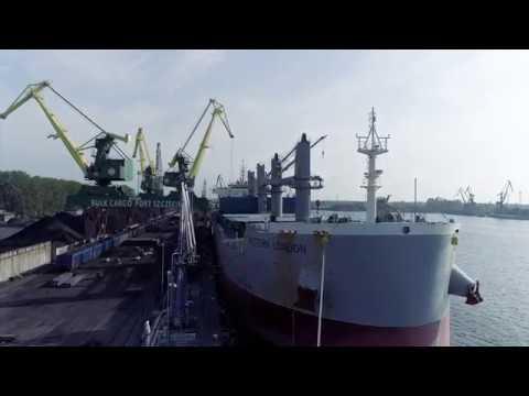Bulk Cargo Port Szczecin - największy i najbardziej uniwersalny terminal w Porcie Szczecin
