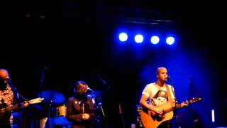 Milow live - house by the creek @ Rivierenhof (Antwerp)
