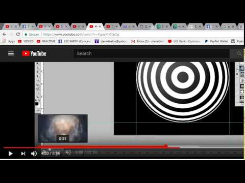 Proof! Phase Conjugation Glass Sky Echoes Slow Light LSC Concave Earth