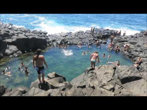 Queen's Bath, Kauai