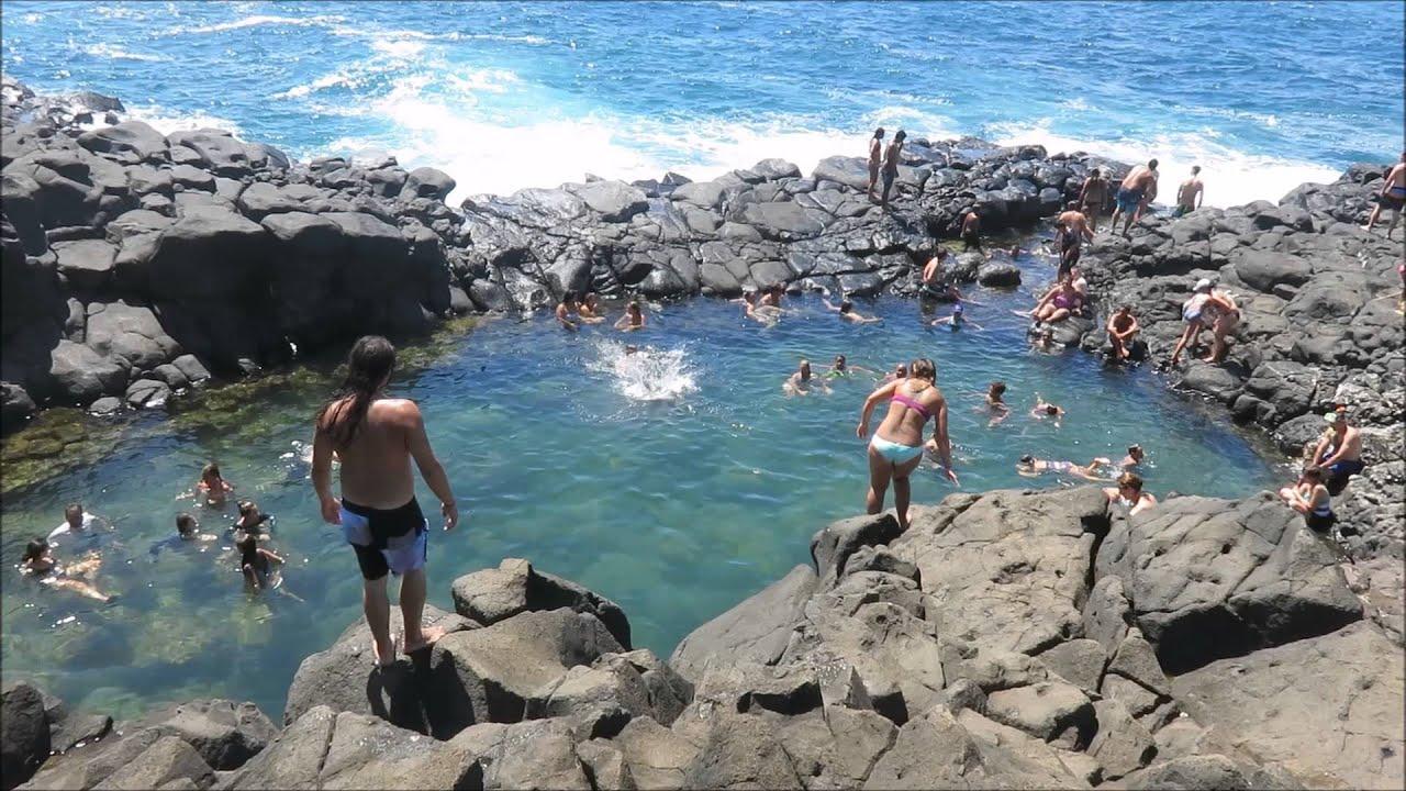 Queen S Bath Kauai You