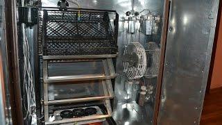 Секреты изготовления бытового автоматического инкубатора. Изготовление инкубатора от А до Я(Более подробная информация по изготовлению инкубатора и расчету воздухообмена на странице http://www.sense-life.com/ha..., 2017-02-27T16:28:33.000Z)