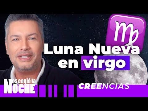 Luna Nueva en Virgo Marca Cambios y Oportunidades en Tu Vida - Canal Origen