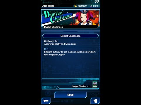 Yugioh Duel Links - Duelist Challenge #4 (Oct 28)