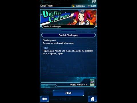 Yugioh Duel Links - Duelist Challenge #4 (Oct 28)