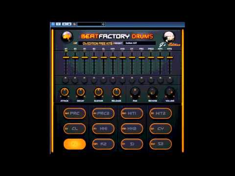 Free Drum Kits VST / AU Plugin - Beatfactory Drums - vstplanet.com