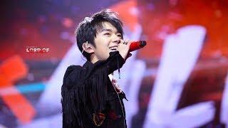 【TFBOYS易烊千玺】小哥哥清唱《你的爱》正面高清【Jackson Yi YangQianXi】