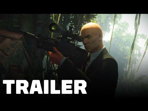 Hitman 2  Colombia: Welcome to Santa Fortuna Trailer