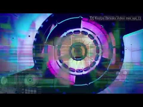 Pioneer DDJ-SX & Serato DJ video - DJ Kostya (Breaks video mix vol.1 2013/05)