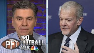 How much longer will NFL keep combine in Indianapolis Colts? | Pro Football Talk | NBC Sports
