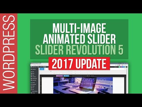 Slider Revolution 5