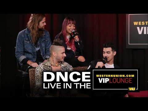 DNCE explains Cake By The Ocean + Talks New Album, Touring & More