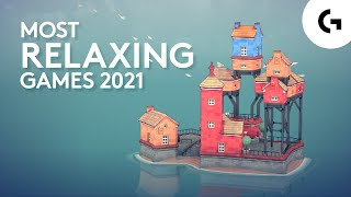 Relaxing Games 2021 [Cozy, Cąlm & Comforting]