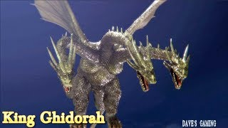"🐉King Ghidorah- Bandai Namco From The Game ""Godzilla""-only on PS4"