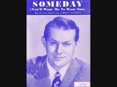 Vaughn Monroe - Someday You'll Want Me To Want You (1949)