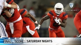 Highlights: Arizona football's furious comeback attempt falls short against BYU