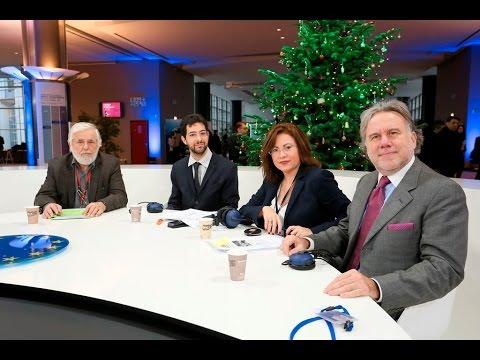 Greek part: Citizens' Corner debate on fighting against corruption in EU
