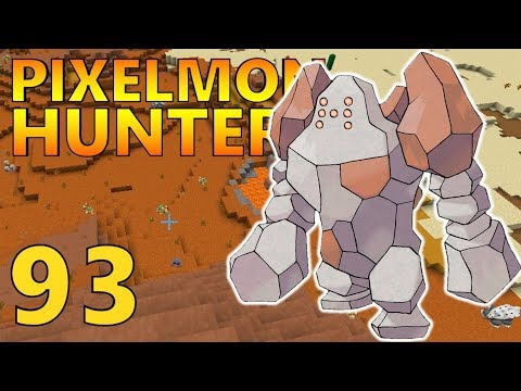 [93] Where Is Regirock?!? A True Stealth Rock! (Pixelmon Reforged Gameplay S2)