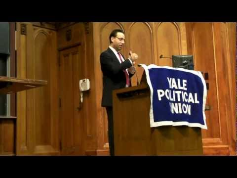 2012 Yale Political Union Debate-Education & Constitution