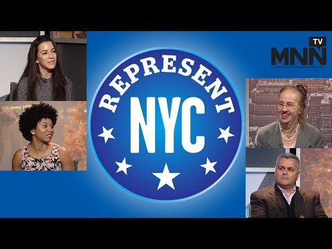 Represent NYC Episode 28: Community Boards with Manhattan Borough President Gale Brewer HD