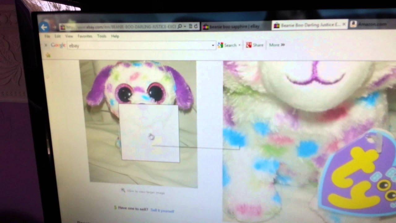 SHHH!! Surprise Beanie Boos for Juliet - YouTube 064d2817cf59