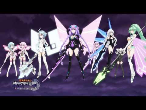 Choujigen Game Neptune the Animation OST 20: UTTS