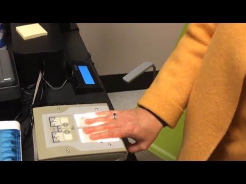 Denver, Atlanta Airports Test Efficiency Of Fingerprint Screening