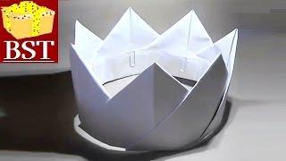 Как сделать корону короля своими руками из бумаги А4 и скрепок?(Перед нами большая самодельная классическая королевская корона для изготовления которой нам понадобятся..., 2016-09-17T16:07:16.000Z)