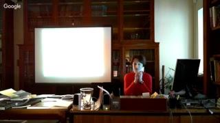 Анастасия Калюта на Американском семинаре МАЭ РАН. Современная этноязыковая ситуация в Мексике