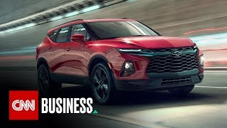 See the all-new Chevy Blazer
