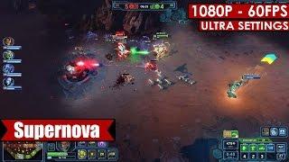 Supernova gameplay PC - HD [1080p/60fps]