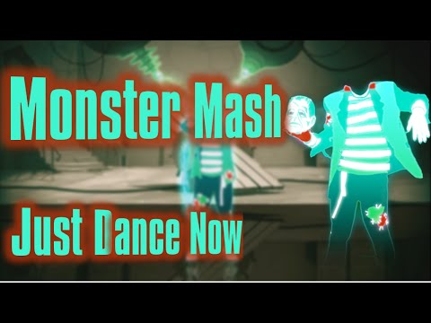 Monster Mash Just Dance Now