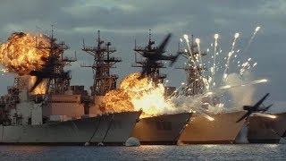 "Перл Харбор атака японцев ч.2 - ""Перл Харбор"" отрывок из фильма"