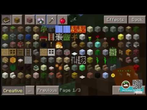 MineCraftChannel.com - Install Too Many Items Mod for MCPE 0.11.x