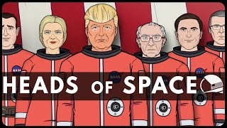 HEADS OF SPACE - Trailer