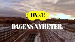 VR med Dagens Nyheter