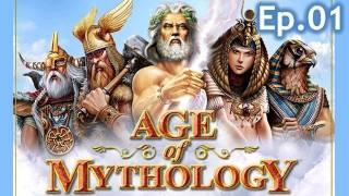 Age of Mythology - The Titans - Ep.01