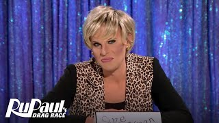 Snatch Game (Season 7) w/ Adele, Donatella Versace & More! | RuVault